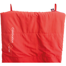 Outwell Celebration Lux - Sac de couchage - rouge
